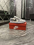 Чоловічі кросівки Nike Air Jordan 1 Retro x Dior., фото 2