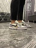 Чоловічі кросівки Nike Air Jordan 1 Retro x Dior., фото 4