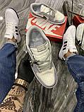 Чоловічі кросівки Nike Air Jordan 1 Retro x Dior., фото 8