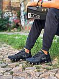 Чоловічі кросівки Under Armour Scorpio (чорні), фото 4