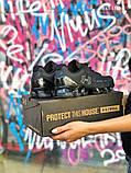 Чоловічі кросівки Under Armour Scorpio (чорні), фото 5