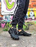 Чоловічі кросівки Under Armour Scorpio (чорні), фото 6