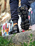Чоловічі кросівки Under Armour Scorpio (чорні), фото 7