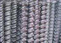 Рабица стальная оцинкованная (компактный рулон) Ф 1,7 - 55 мм х 55 мм - 1,0х10 м