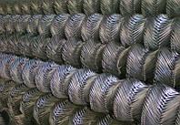 Рабица оцинкованная (компактный рулон) Ф 1,8 - 50 мм х 50 мм, фото 1