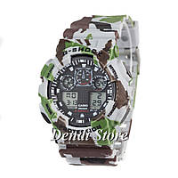 Часы Casio G-Shock GA-100B Militari Grey