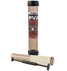 ПВА Система з плунжером в тубусі + 5 М. сітка 25 ММ. WORLD4CARP PVA SYSTEM