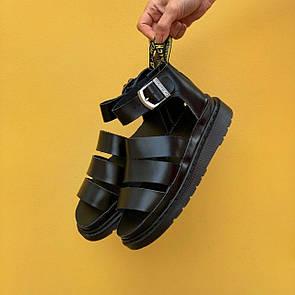 Жіночі сандалі Dr Martens Sandals Black 40