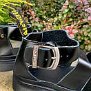 Жіночі Босоніжки Dr Martens Sandals Black, фото 5