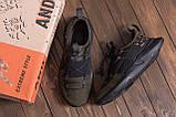 Мужские кожаные кроссовки Under Armour, фото 9
