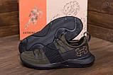 Мужские кожаные кроссовки Under Armour, фото 10
