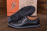Чоловічі шкіряні туфлі Tommy HF, фото 8