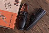Чоловічі шкіряні туфлі Tommy HF, фото 9