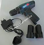 Шуруповерт аккумуляторный ИЖМАШ ИША-12Li, фото 4