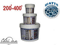 Термокраска для дымоходов и труб ШАТТЛ ТЕРМО, до 400 оС, 3л, фото 1