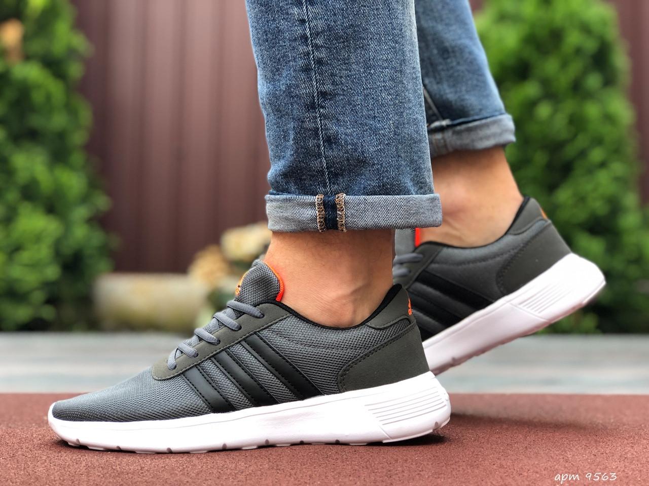 Чоловічі кросівки Adidas сірі