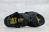 Чоловічі шкіряні сандалі Caterpillar, фото 4