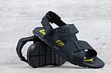 Чоловічі шкіряні сандалі Caterpillar, фото 6