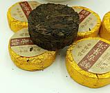 Шу пуер міні туо ча (вага таблетки 6,5-7 грам) 1000 грам, фото 2