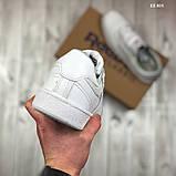 Мужские кроссовки Reebok Club C (белые), фото 4
