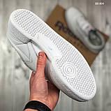 Мужские кроссовки Reebok Club C (белые), фото 5
