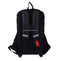 Рюкзак молодіжний YES CA 183, темно-синій (557783), фото 2