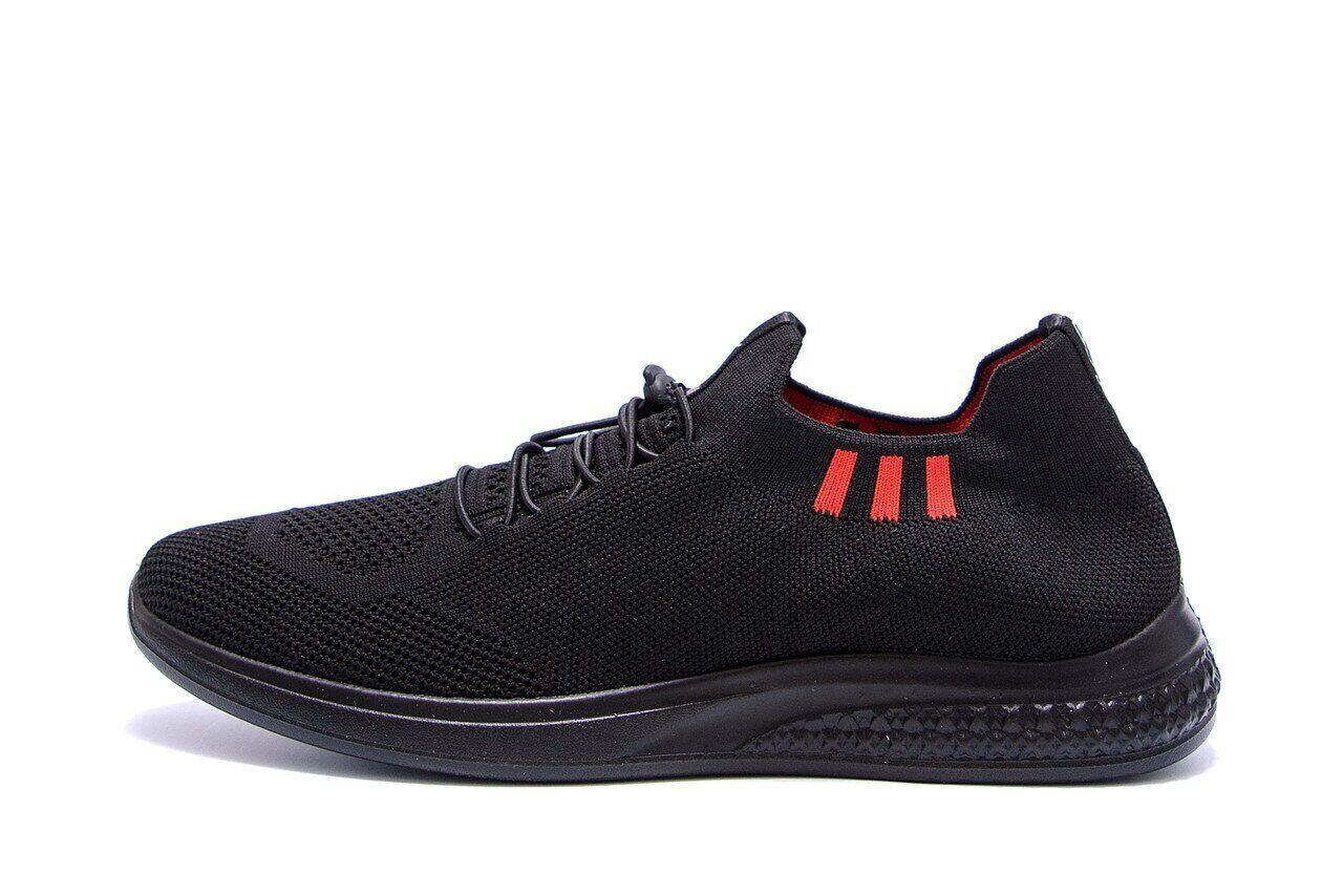 Чоловічі кросівки літні сітка BS Black Line
