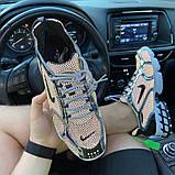 Жіночі кросівки Nike Air Zoom Spiridon Cage 2 Stussy Pure Platinum., фото 6