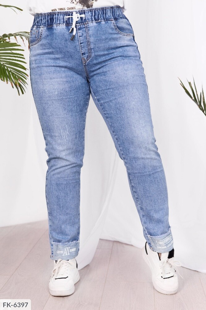 Жіночі джинси (Батал)