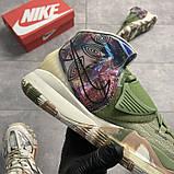 """Чоловічі кросівки Nike Kyrie 6 Pre-Heat """"Shanghai"""", фото 3"""