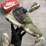 """Чоловічі кросівки Nike Kyrie 6 Pre-Heat """"Shanghai"""", фото 7"""