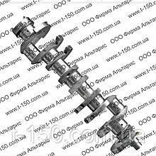 Вал коленчатый (коленвал) Т-150/МАЗ/ДОН/К-700 ЯМЗ-238, 238-1005009, Россия
