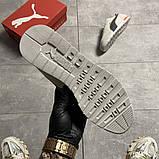 Чоловічі кросівки Puma Jogger Grey, фото 6