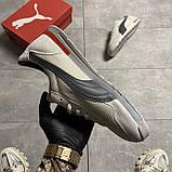 Чоловічі кросівки Puma Jogger Grey, фото 7