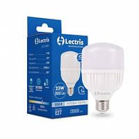 Лампа LED T80 23W 6500K 220V E27 LECTRIS, фото 1