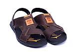 Чоловічі шкіряні сандалі Timberland, фото 4