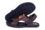 Чоловічі шкіряні сандалі Timberland, фото 5