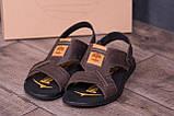 Чоловічі шкіряні сандалі Timberland, фото 7