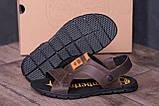 Чоловічі шкіряні сандалі Timberland, фото 8