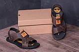 Чоловічі шкіряні сандалі Timberland, фото 9