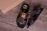 Чоловічі шкіряні сандалі Timberland, фото 10