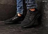 Мужские кроссовки Reebok DMX черные, фото 2