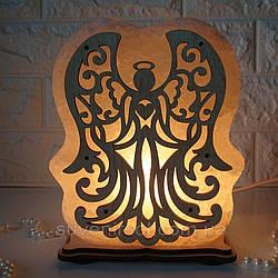 Соляной светильник Ангел