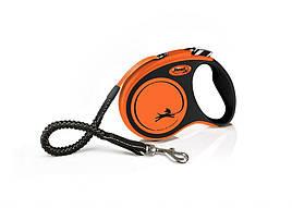Flexi Xtreme S стрічка 5 м до 20 кг повідець-рулетка для собак