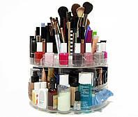 Компактный органайзер для косметики и лаков Глэм Кедди Glam Caddy, фото 1