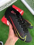 Бутсы Nike Mercurial Vapor XII elite FG бутсы найк меркуриал вапор, фото 2