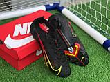 Бутсы Nike Mercurial Vapor XII elite FG бутсы найк меркуриал вапор, фото 4