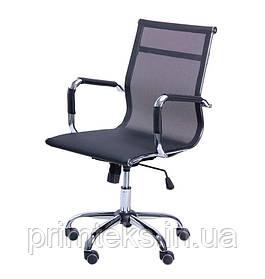 Кресло Slim Net LB XH-633B Черный (Черная)
