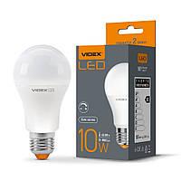 LED лампа VIDEX A60eD 10W 4100K E27 дімерна, фото 1