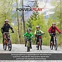 Велорукавички дитячі PowerPlay 5451 Cars S, фото 9